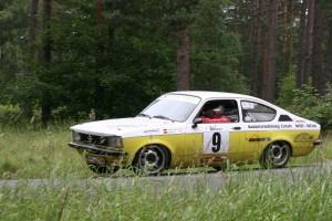 Ein legendäres Fahrzeug des Rallyesports auf dem IVG-Gelände. (Foto: Christian Kuhr, www.ckworks.de)